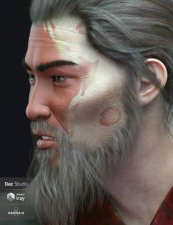 Shang For Genesis 8 Male