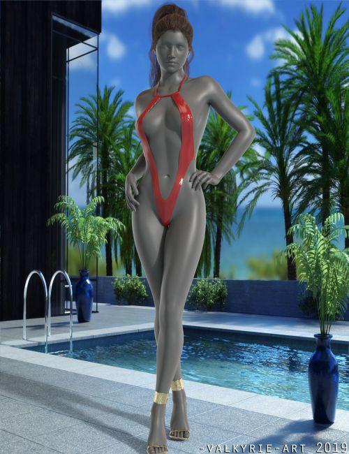 InStyle - Micro Bikini for Genesis 3 Females