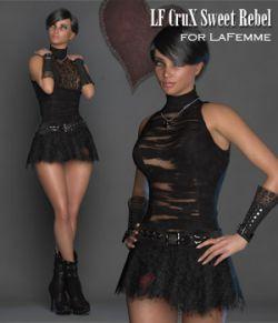 RP CruX Sweet Rebel for La Femme