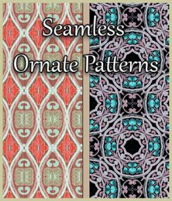 Seamless Ornate Patterns