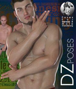 DZ G8M FashPoses - Playful