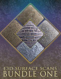 E3D Surface Scans - Bundle One