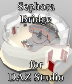 Sephora Bridge for DAZ Studio