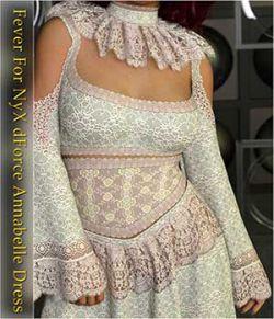 Fever For NyX dForce Annabelle Dress