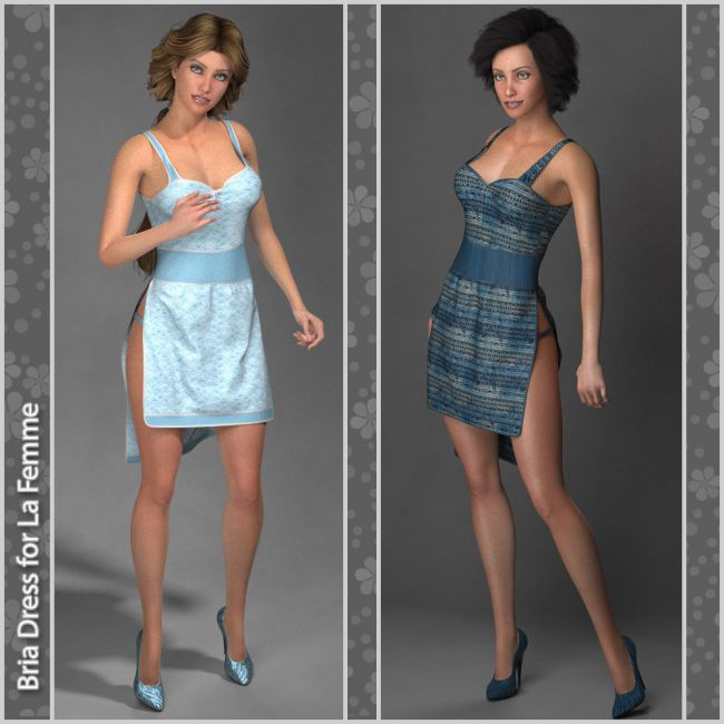Bria Dress for La Femme