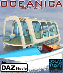 Oceanica for Daz Studio