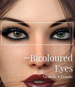 MYKT Bicoloured Eyes G8F
