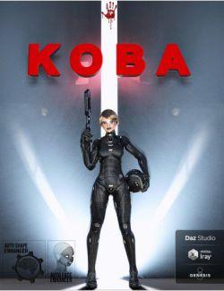 KOBA for Genesis 8 Female
