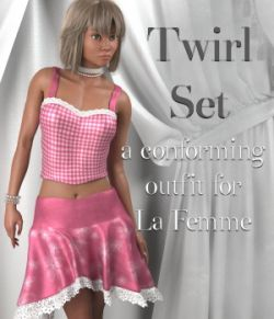 Twirl Outfit for LaFemme