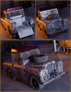 British Farm Pickup Addon