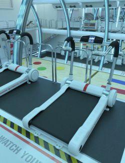 SC20 Gym Expansion Pack