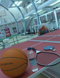 SC20 Gym Addon Pack 02