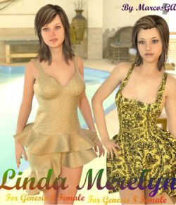 Linda Merelyn For Genesis 2 and 8