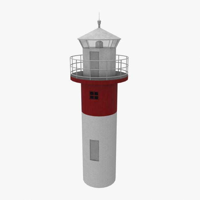 Light House Sodra Udde - Extended License