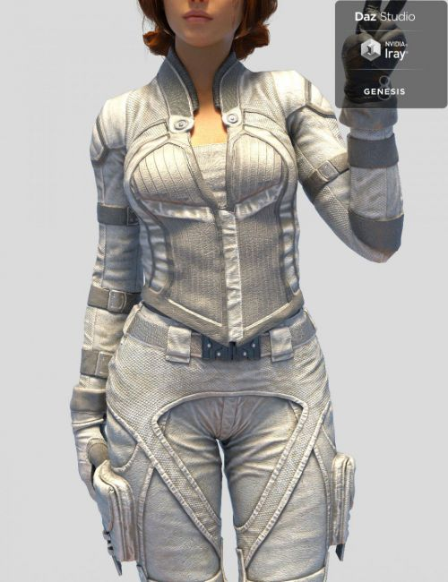 3RFD Suit for Genesis 8 Female