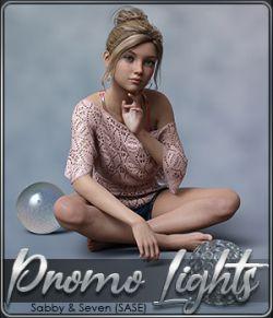 SASE Promo Lights plus Extras