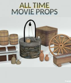 All Time Movie Props