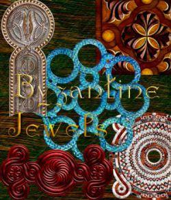 Harvest Moons Byzantine Jewels