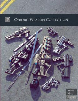 Cyborg Weapon Collection