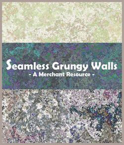 Seamless Grungy Walls