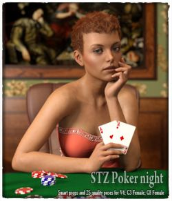 STZ Poker night