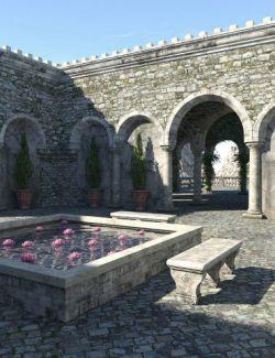 Renaissance Plaza - Medieval Texture