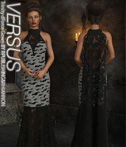 VERSUS - Trinity dForce Gown