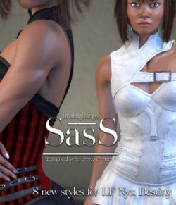 SasS Nyx Destiny_LaFemme