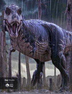 Tyrannosaurus Rex 3 Expansion