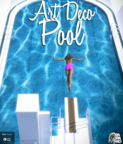 Art Deco Pool