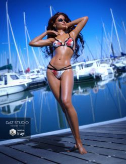 UltraHD Iray HDRI With DOF - Outdoor Pack 5 - Marinas