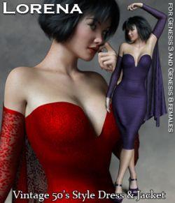 Lorena dForce Dress and Jacket
