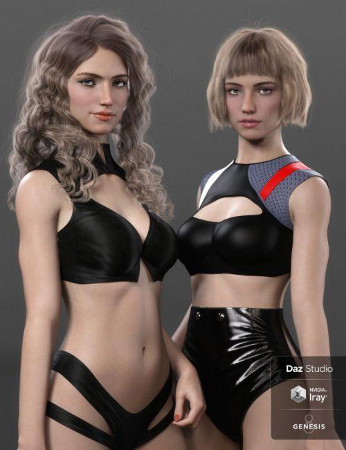 Verena for Genesis 8 Female