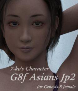 7-kos Character AsiansJP2 for G8F