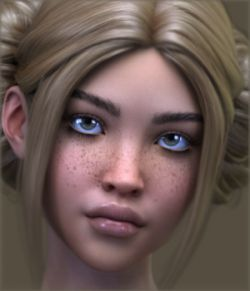 TDT-Banba for Genesis 8 Female