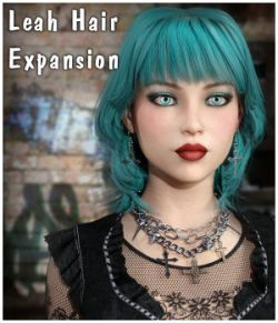 Leah Hair Expansion