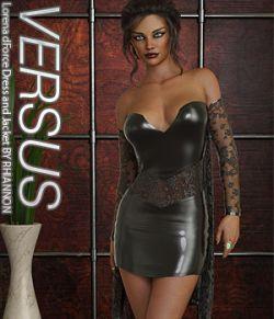 VERSUS - Lorena dForce Dress and Jacket