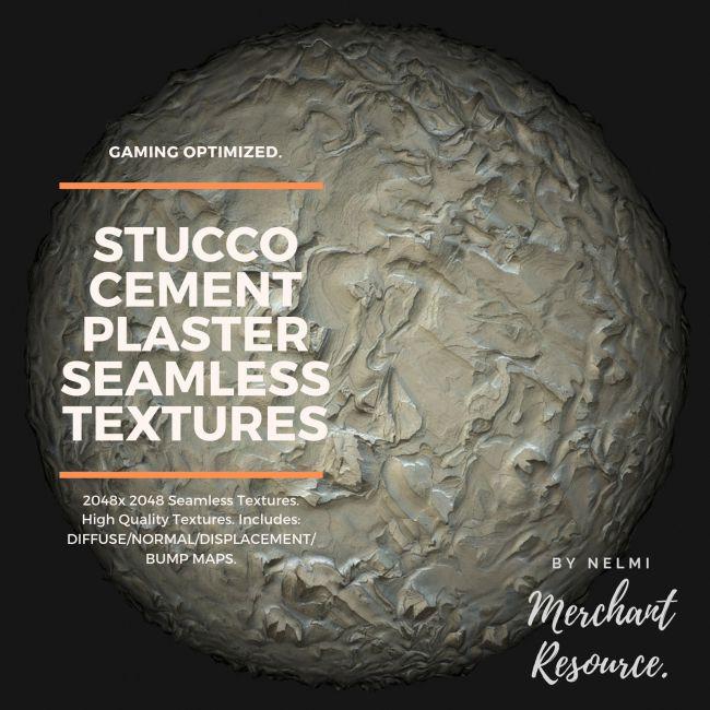 Stucco Cement Textures - Merchant Resource