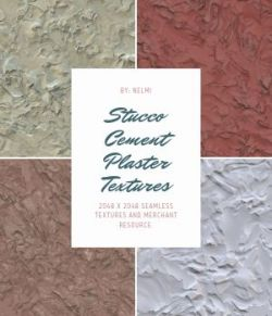 Stucco Cement Textures- Merchant Resource