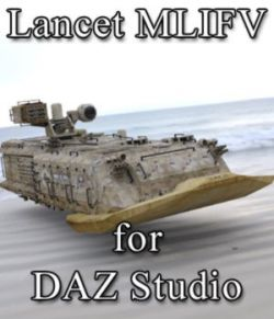 Lancet MLIFV for DAZ Studio