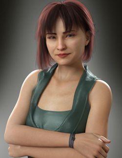 QX Xia Ming for Genesis 8 Female