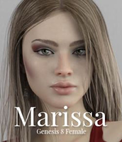 MYKT Marissa for Genesis 8 Female