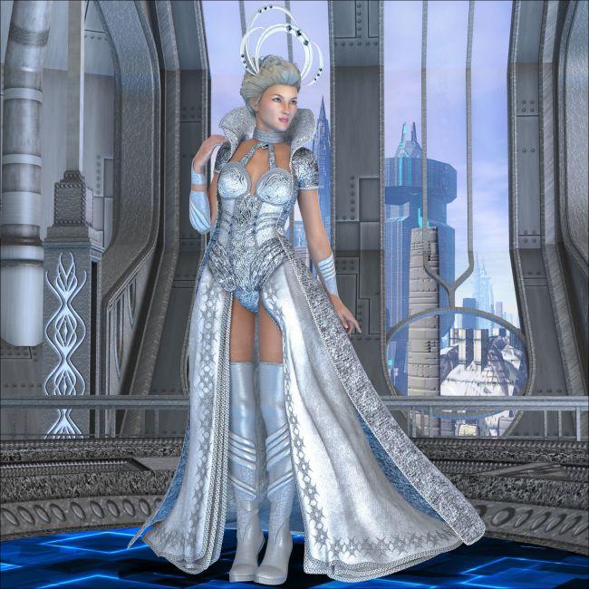 Irulan for the Genesis 2 Females