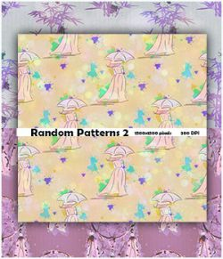 Seamless Random Patterns 2