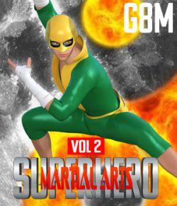 SuperHero Martial Arts for G8M Volume 2