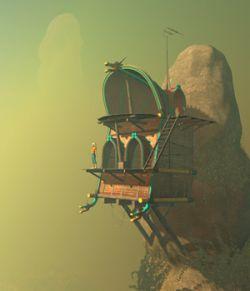 Sky Island House