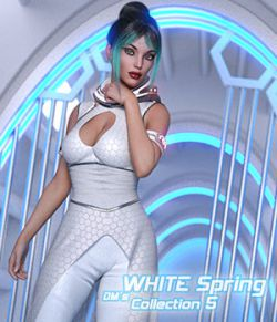 DMs WHITE Spring- Collection 5 *vendors wkg. with Jennblake*