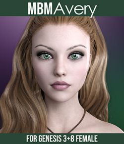 MbM Avery for Genesis 3 & 8 Female