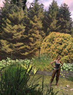 SY Fast Foliage Iray