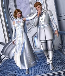 Stellar and Cosmic for Victoria 4 and Michael 4